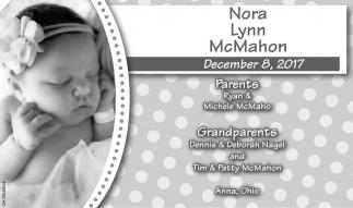 Nora Lynn McMahon