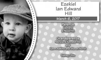 Ezekiel Ian Edward Hill