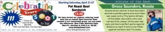 Pot roast beef sandwich