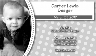 Carter Lewis Seeger
