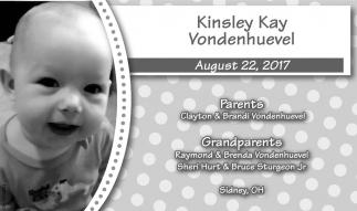 Kinsley Kay Vondenhuevel