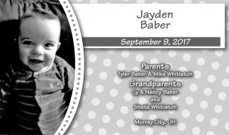 Jayden Baber