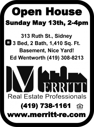 313 Ruth St., Sidney
