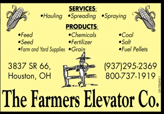 Grain, Seed, Feed, Fertilizer, Chemicals