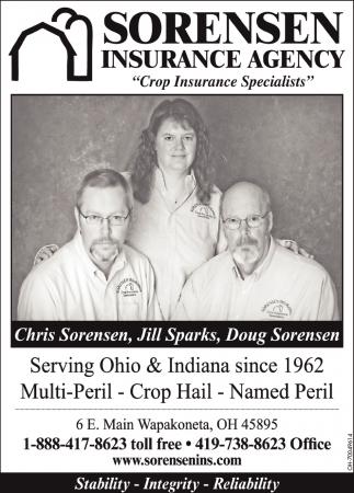 Crop Insurance Specialists