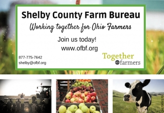 Working togeher for Ohio Farmers
