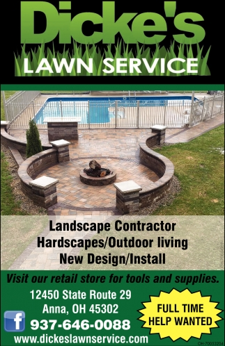 Landscape, Hardscape, Outdoor Living