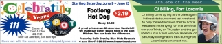 Footlong Hot Dog